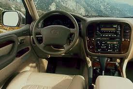 Lexus Lx Interior Pictures 1998 07 Lexus Lx 470 Consumer Guide Auto