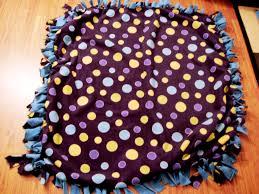 diy blanket diy no sew throw make something mondays