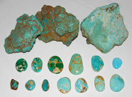 turquoise gemstone nevada gem turquoise varieties and history hubpages