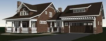 craftsman home plan home of idesign home plans cottage craftsman bungalow energy