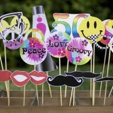 printable hippie photo booth props hippie photo booth props perfect for a sixties or flower power