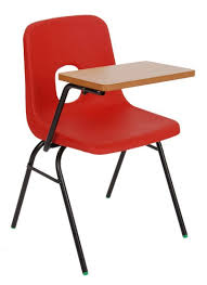 desk with attached chair chair with desk attached 16 eserieschair writingtablet jpg oknws com