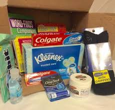 get well soon package package options gigi s box a from home