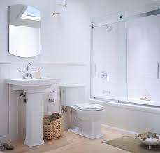 Kohler Bathrooms Designs  Kohler S Purist Suite Bathroom - Kohler bathroom design