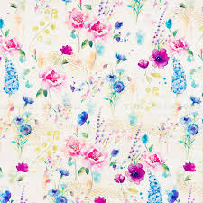 watercolor floral wrapping paper the container store