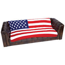 bulk wholesale home decor wholesale united states flag print fleece throw buy wholesale