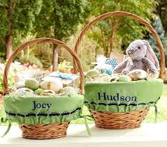 personalized wicker easter baskets personalized easter baskets ezpass club