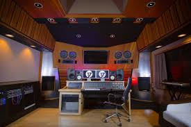 recording studio with vocal booth 17 hertz studio b