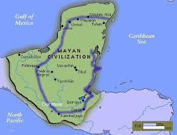 mayan empire map mayan empire thinglink