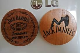 jack daniels refrigerator magnet carved in wood american made jack daniels refrigerator magnet carved in wood american made homemade