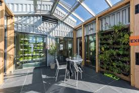 House With Central Courtyard Solar Decathlon 2017 Inside 11 Sustainable Homes Curbed