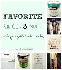 livelovediy a diy blogger u0027s guide to paint products that work