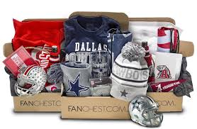 fanchest sports gift baskets for memorabilia team