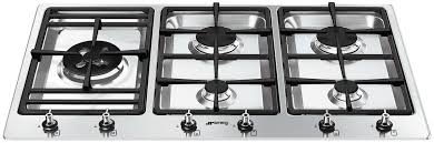 36 Downdraft Gas Cooktop Kitchen Great Smeg 60cm Natural Gas Cooktop Pga64 Winning