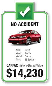 Estimate Your Car Value by Used Car Values What S My Car Worth Carfax