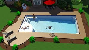 new great lakes in ground fiberglass pool by san juan - New Great Lakes In Ground Fiberglass Pool By San Juan
