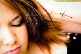 cross on wrist meaning design idea for and