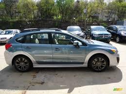subaru sage green sage green metallic 2012 subaru impreza 2 0i sport premium 5 door