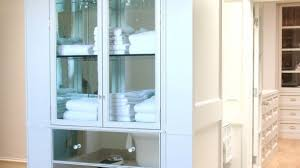 bathroom closet ideas gorgeous linen closet ideas bathroom transitional with glass front
