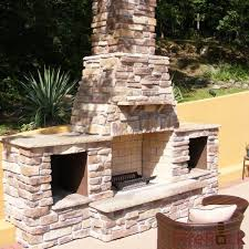 Firerock Masonry Fireplace Kits by 91 Best Outdoor Fireplaces And Fire Pits Images On Pinterest