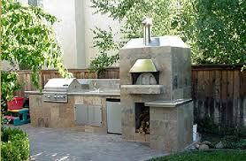 outdoor pizza ovens backyard dream
