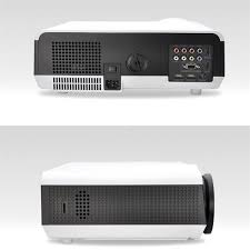 black friday 1080p projector 5000 lumens full hd 1080p led86 lcd 3d wifi home theater projector