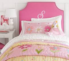 pottery barn girl room ideas daisy garden quilt pottery barn kids