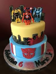transformer birthday cake transformers birthday cake party party party