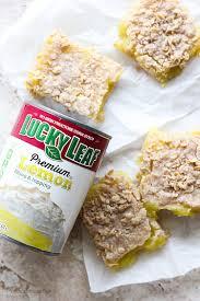 Oatmeal Toppings Bar Lemon Oatmeal Bars Mandy U0027s Recipe Box