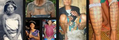ancient tattooing traditions one tribe custom tattoos