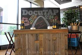 exclusive events bar rental