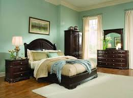 Lightgreenbedroomideaswithdarkwoodfurniture Light Colors - Green bedroom color
