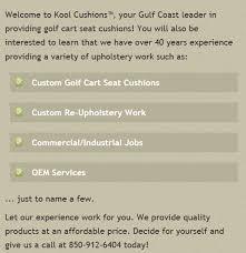seamstress jobs kool cushions kool cushions