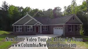One Story Home Fortress Builders Custom One Story New Home In Columbia Sc Youtube