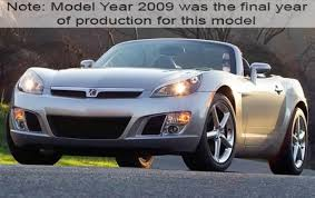 2009 saturn sky information and photos zombiedrive