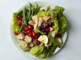 classic nicoise salad recipe food network kitchen food network