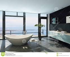 design bathroom free ultramodern contemporary design bathroom interior with sea view