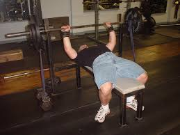 using bench press bands u0026 chains for explosiveness