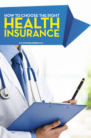 how to choose the right health insurance natural seeker health