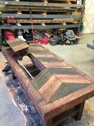 Hardwood Coffee Table Hardwood Pallet Coffee Table Pallet Furniture Diy