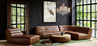 timothy oulton british handcrafted leather furniture