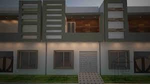 House Windows Design In Pakistan by 2 Marla House Design Plan Gharplans Pk