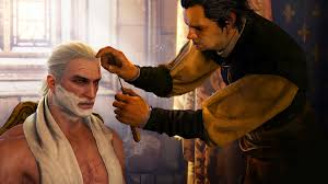 witcher 2 hairstyles beard and hairstyle set witcher wiki fandom powered by wikia