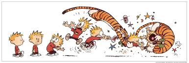 calvin and hobbes comic strip creator and writer makes his secret
