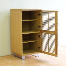 Rek Bookcase Woodylife Rakuten Global Market Cabinet Completed Wood Modern