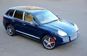 2006 Porsche Cayenne - insane u002706 porsche cayenne turbo s mint2me