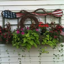 Patriotic Garden Decor 844 Best 4th Of July Images On Pinterest Americana Crafts July