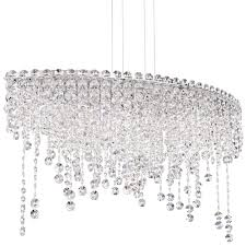 Small Crystal Pendant Lights by Schonbek Chantant 33