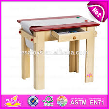 2015 sell wooden kids table sets modern cheap kids study table