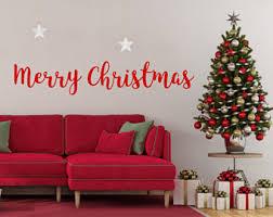 christmas wall decor christmas wall etsy